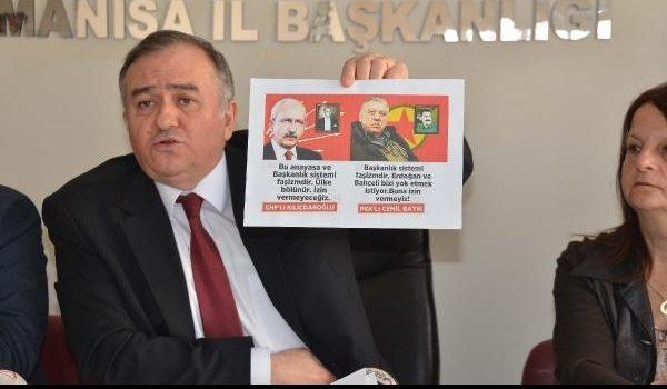MHP'li Erkan Akçay: Türkiye'de bir numaralı Barzani dostu CHP'dir