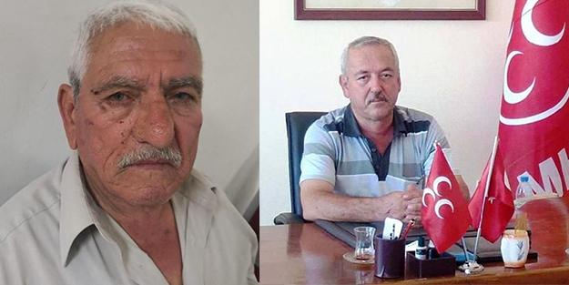 MHP'li Başkan, şehit babasını dövdü, hastanelik etti