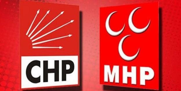 MHP'den CHP'ye sert karşılık