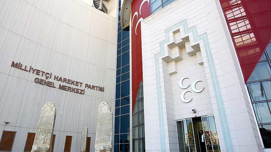 MHP'li Kemer Belediye Başkanı Gül, partisinin disiplin kuruluna gönderildi