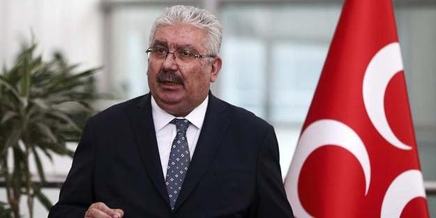 MHP'li Semih Yalçın'dan 'koalisyon' açıklaması!
