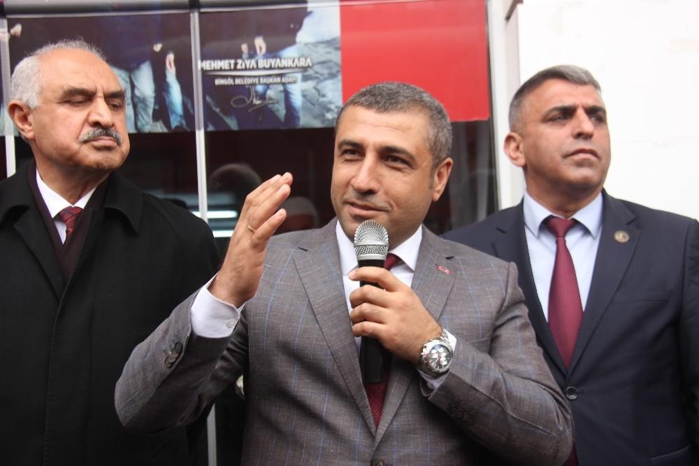 MHP'li Taşdoğan: Biz bu ülkede kardeşlik hukukunu bozdurmayacağız