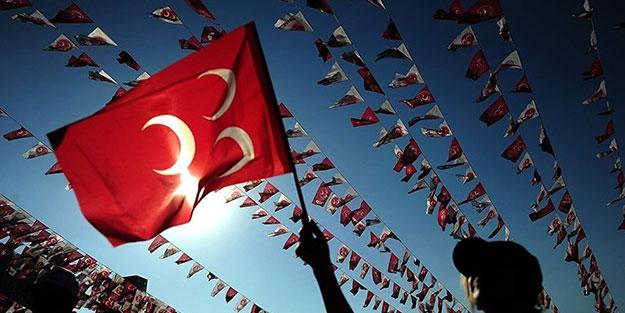 MHP'nin 402 belediye başkan adayı belli oldu