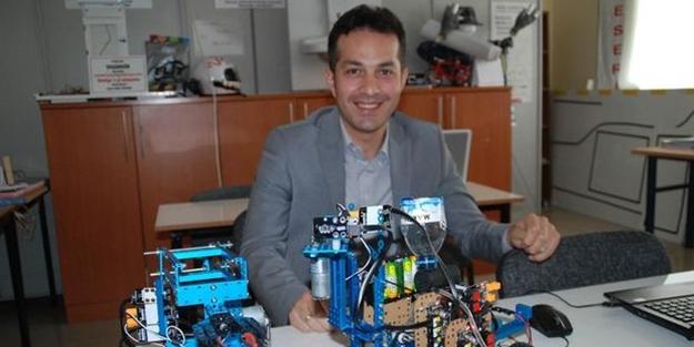 Türk öğretmenin projesine Microsoft'tan destek