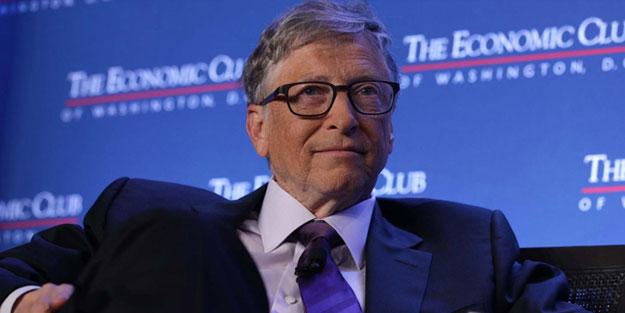 Microsoft'un kurucusu Bill Gates istifa etti