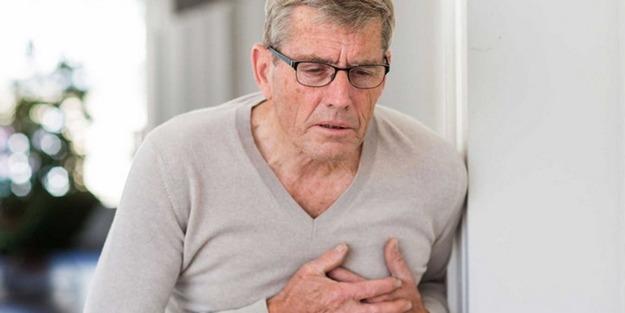 Mide ağrısı kalp krizi habercisi olabilir