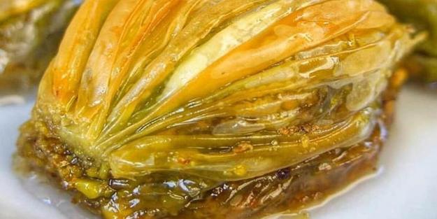 Midye baklava nasıl yapılır? Bayramlık midye tatlısı tarifi