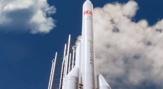 Mikro Uydu Fırlatma Sistemi için imzalar tamam