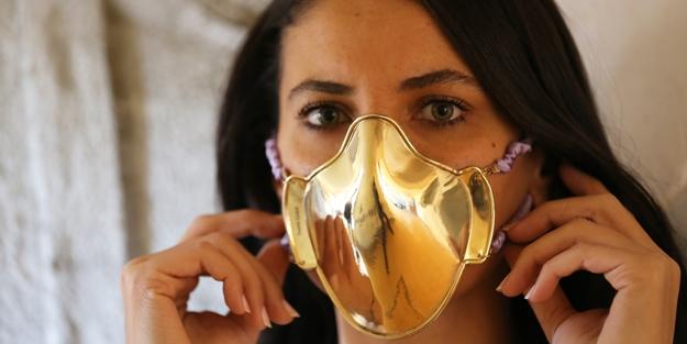 'Mikrop barındırmaz' Bu maskelerin fiyatı dudak uçuklatıyor