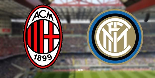 Milan İnter maçı ne zaman saat kaçta? Maç hangi kanalda?