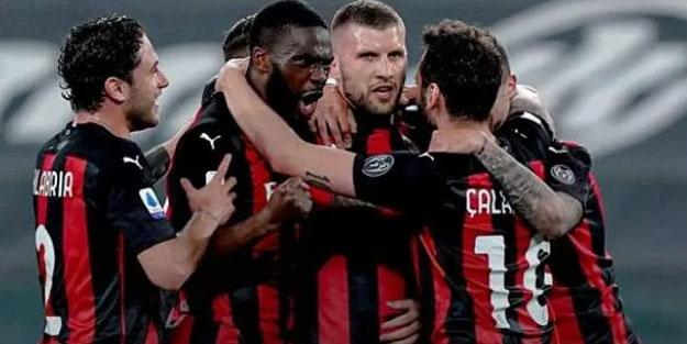 Milan, Juventus'u devirdi