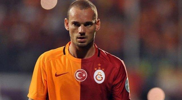 Milan kapısı Sneijder'e kapalı