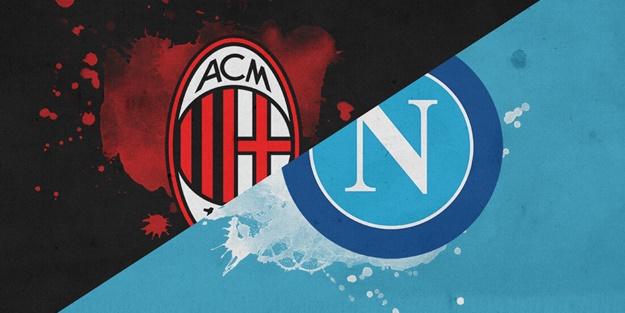 Milan Napoli maçı ne zaman? Maç saat kaçta hangi kanalda?