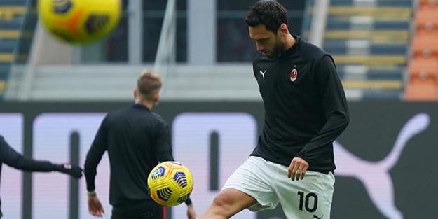 Milan'dan Çalhanoğlu'na dev teklif