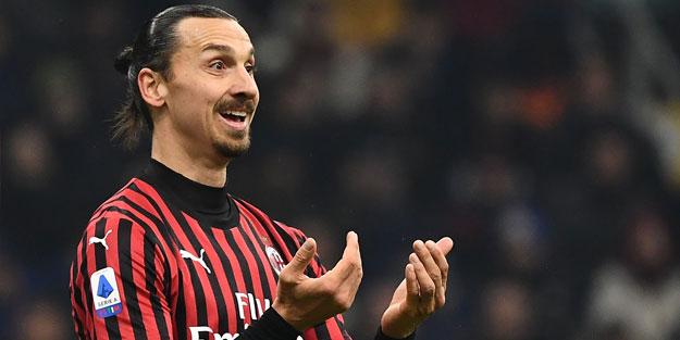 Milan'dan İbrahimovic'e rekor maaş