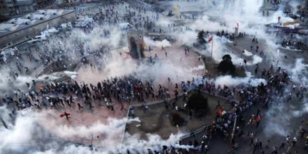 Millet Gezi ihanetini unutmayacak!