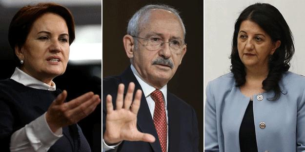 Millet İttifakı'nda yeni çatlak! Buldan'dan muhalefete rest
