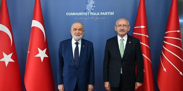 'Millet İttifakı'ndan ayrılıyor' iddiası konuşulmuştu! Karamollaoğlu'ndan yeni açıklama