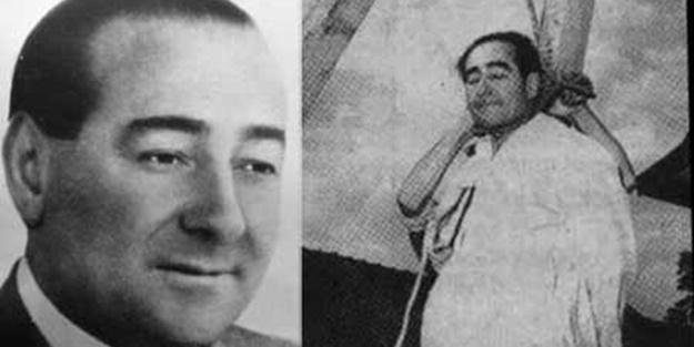 Milletin adamı Menderes'in idam edilişinin yıldönümü... İdamından önce celladın kan donduran sözü