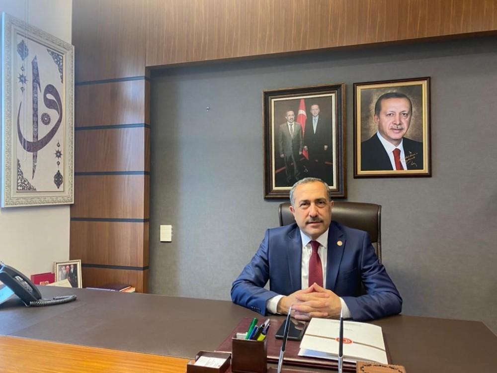 """Milletvekili Arvas: """"Güçlü tarım, güçlü Türkiye ilkesiyle daha çok üreteceğiz"""""""