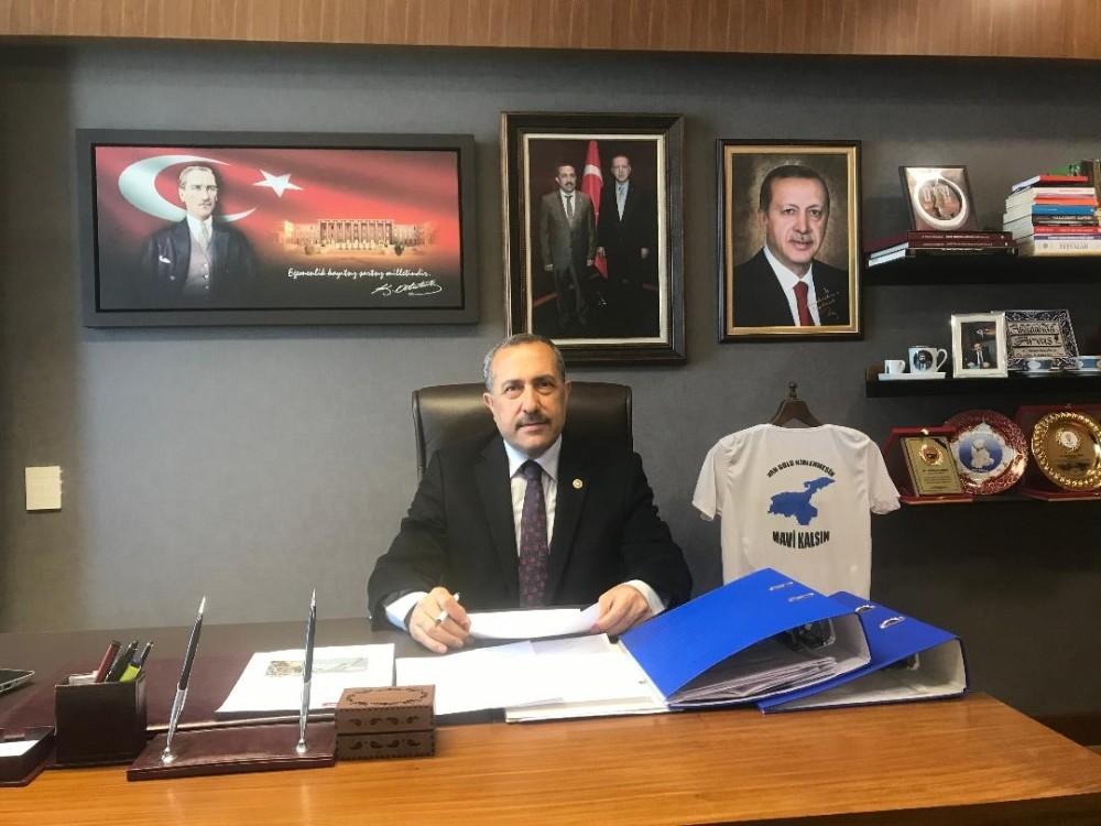 """Milletvekili Arvas: """"Türkiye modern zamanların en ciddi sağlık krizini başarıyla yönetmiştir"""""""