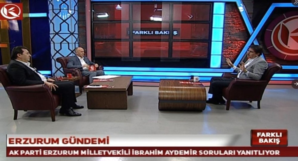 Milletvekili Aydemir,