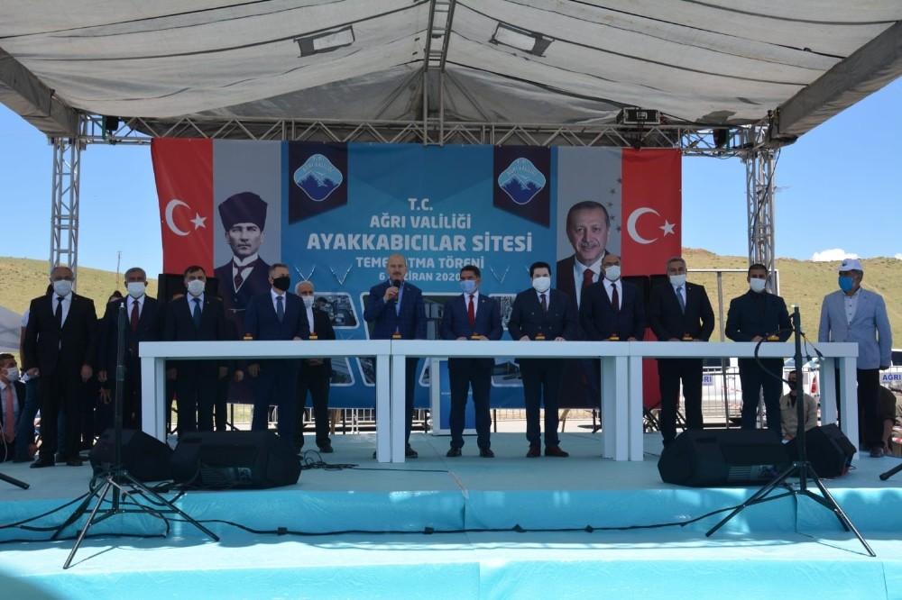 """Milletvekili Çelebi: """"Ağrı'ya 18 yılda 18 milyar TL yatırım yapıldı"""""""