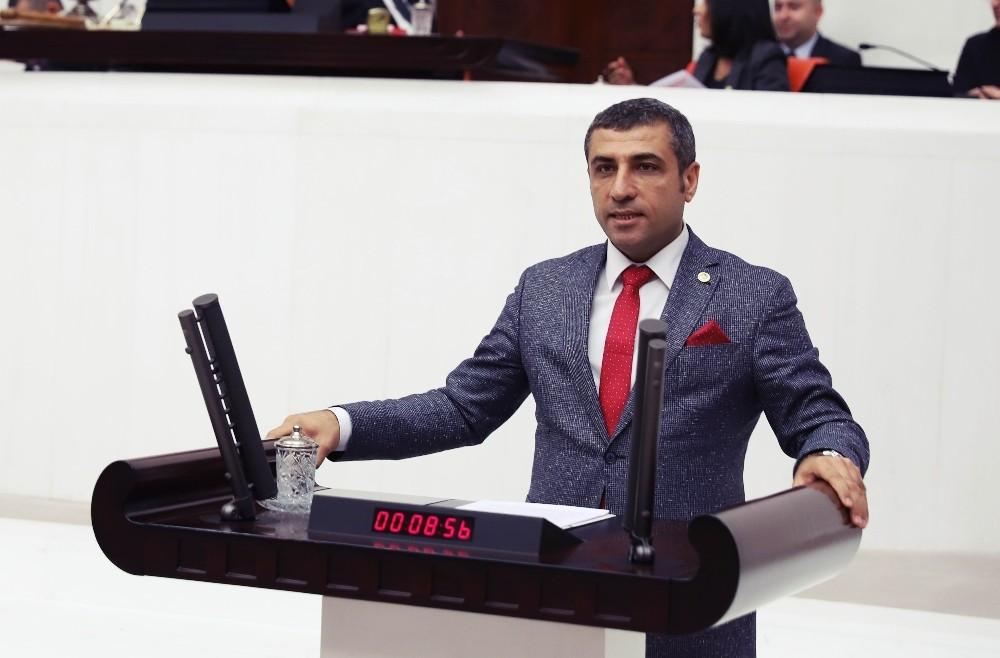 Milletvekili Taşdoğan Bakan Albayrak'a çalışmaları sordu