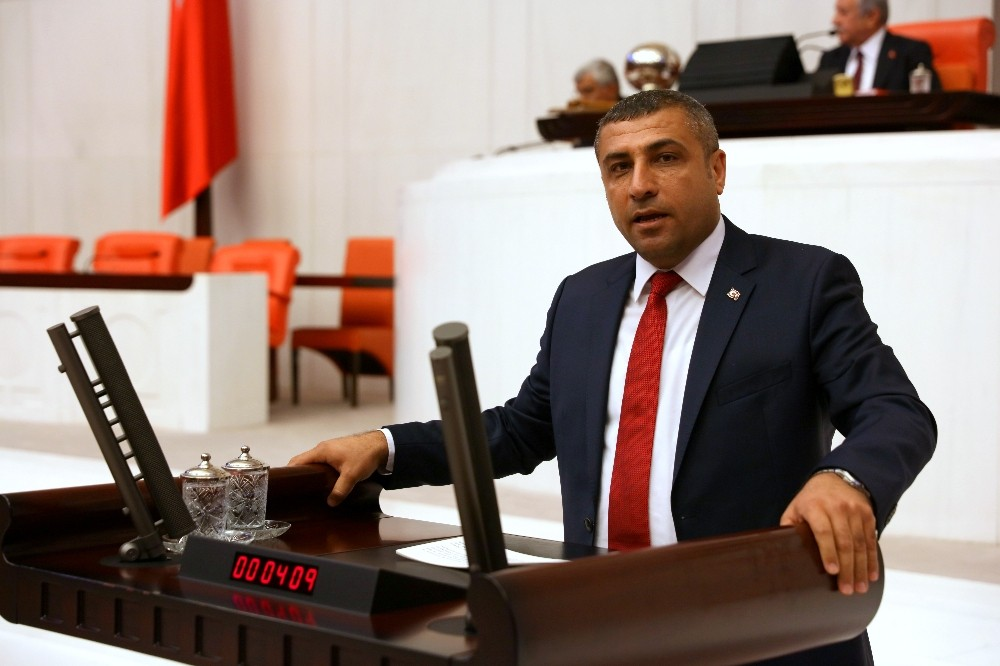 Milletvekili Taşdoğan'dan 19 Mayıs mesajı