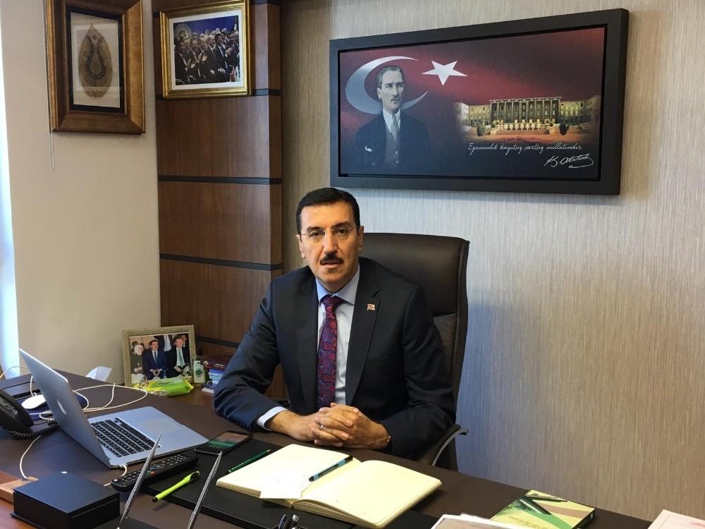 Milletvekili Tüfenkci'den 19 Mayıs ve Kadir Gecesi mesajı