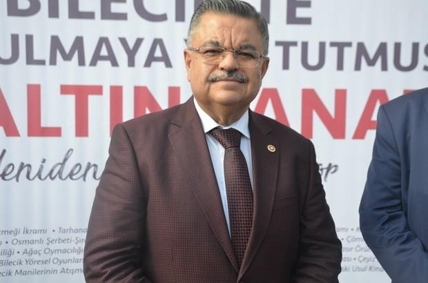 Milletvekili Yağcı'dan Başkan Şahin'e: