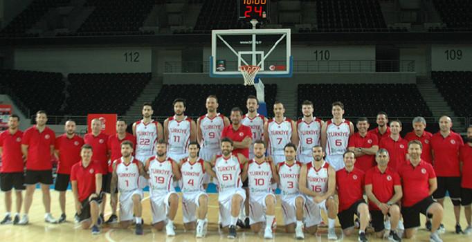 Milli Basketbol Takımı, Dünya Kupası eleme maçlarına hazır