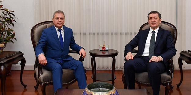 Milli Eğitim Bakanı Ziya Selçuk, yeniakit.com.tr'ye konuştu: Meslek eğitiminde paradigmaları değiştiriyoruz