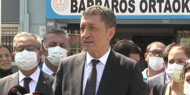 Milli Eğitim Bakanı Ziya Selçuk'tan flaş açıklama! Tarih verdi