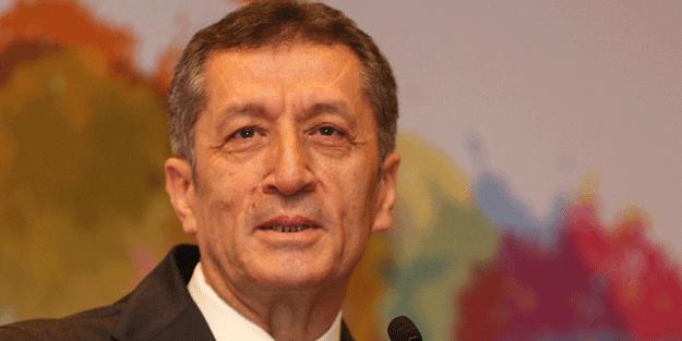 Milli Eğitim Bakanı Ziya Selçuk'tan MHP lideri Bahçeli'ye teşekkür