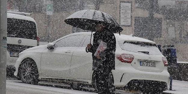 Trabzon'da pazar günü eğitime kar engeli
