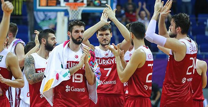 Milli Erkek Basketbol Takımı'nın aday kadrosu açıklandı
