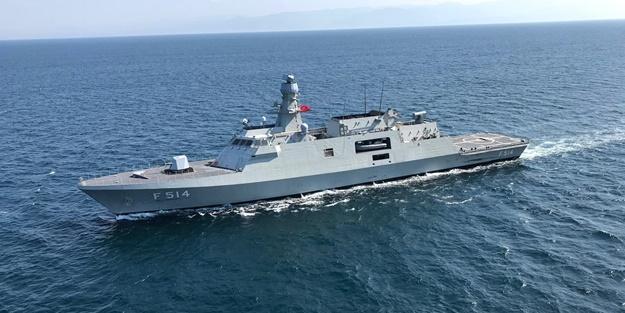 Milli gemiye milli füze! Donanmanın gücüne güç katacak