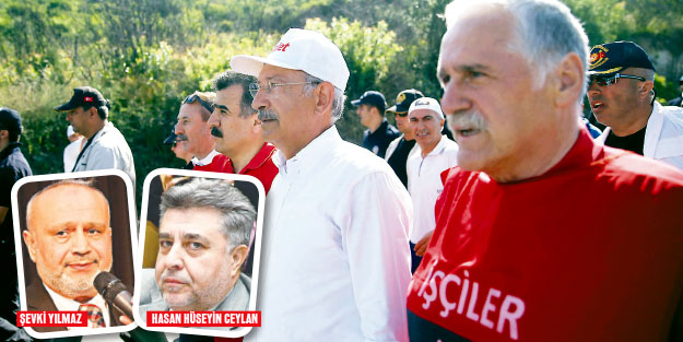 Milli Görüş'ün duayenlerinden CHP'ye taş: Adalet kim siz kim!