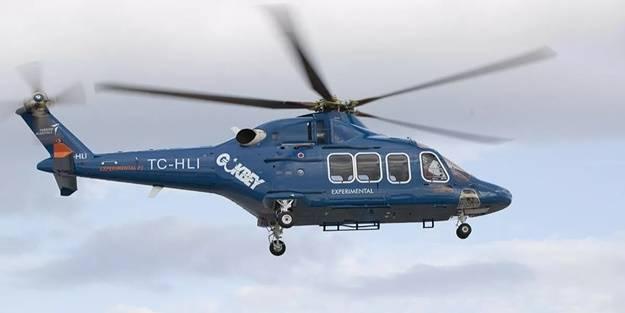 Milli helikopter Gökbey için mühim gelişme