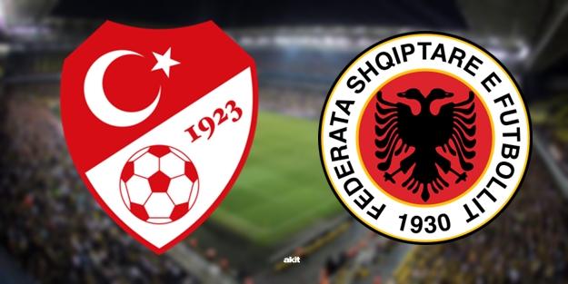 Milli maç ne zaman? Türkiye Arnavutluk maçı saat kaçta hangi kanalda yayınlanacak?