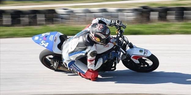 Milli motosikletçi Bahattin Sofuoğlu, Hollanda'da 5. oldu!