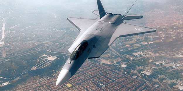 Yerli savaş uçağına F35 transferi! Tecrübeli isim başa geçti