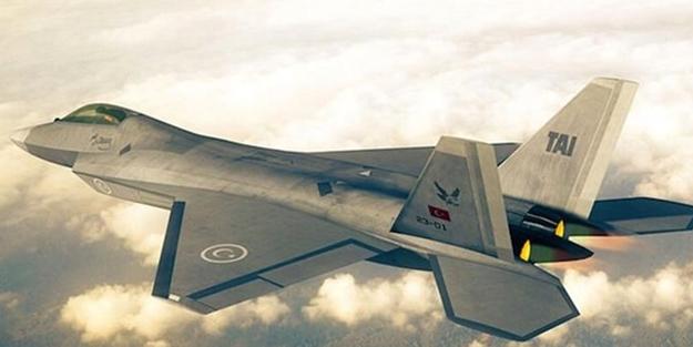 Milli Muharip Uçak projesinde müthiş gelişme!