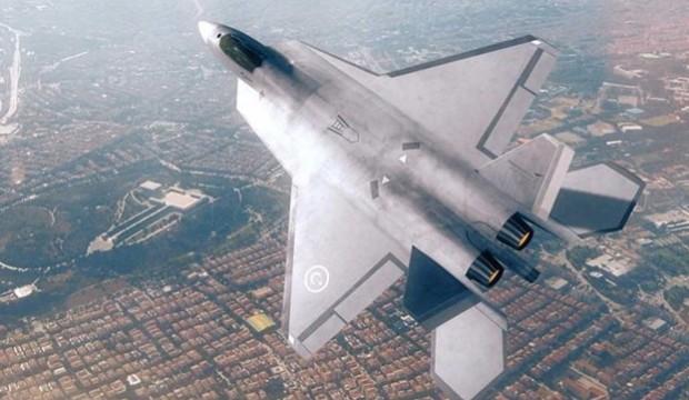 Milli Muharip Uçak TF-X için geri sayım başladı!