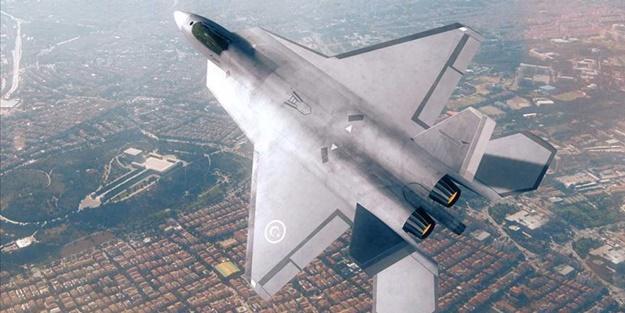 Milli Muharip Uçak'ta kritik gelişme! Resmen başlıyor