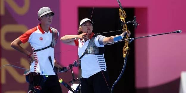 Milli okçumuz Mete Gazoz olimpiyatlarda 4. Oldu