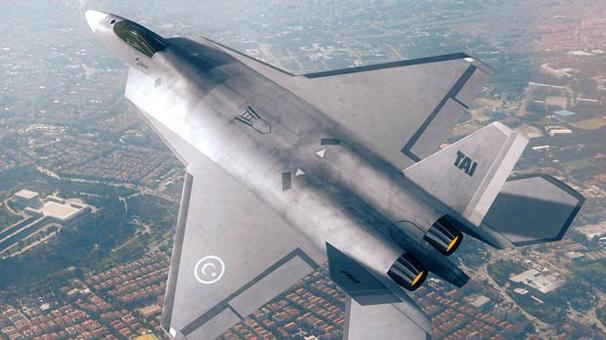 Milli savaş uçağı TFX 2023'ün teknik özellikleri açıklandı
