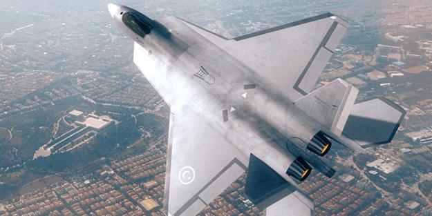 Milli savaş uçağımız için bir hamle daha