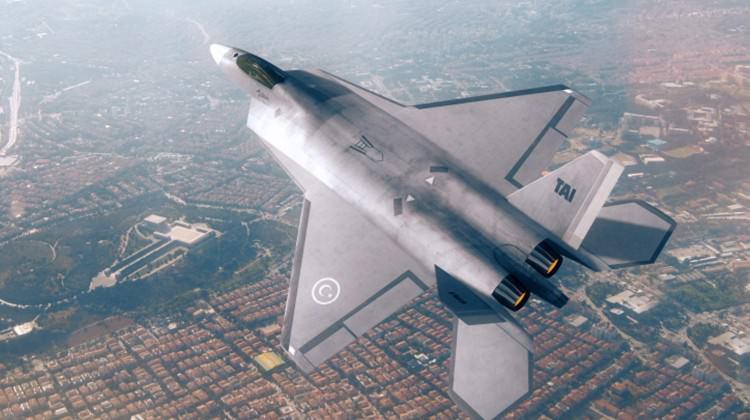 Milli savaş uçağımız ile ilgili flaş duyuru!